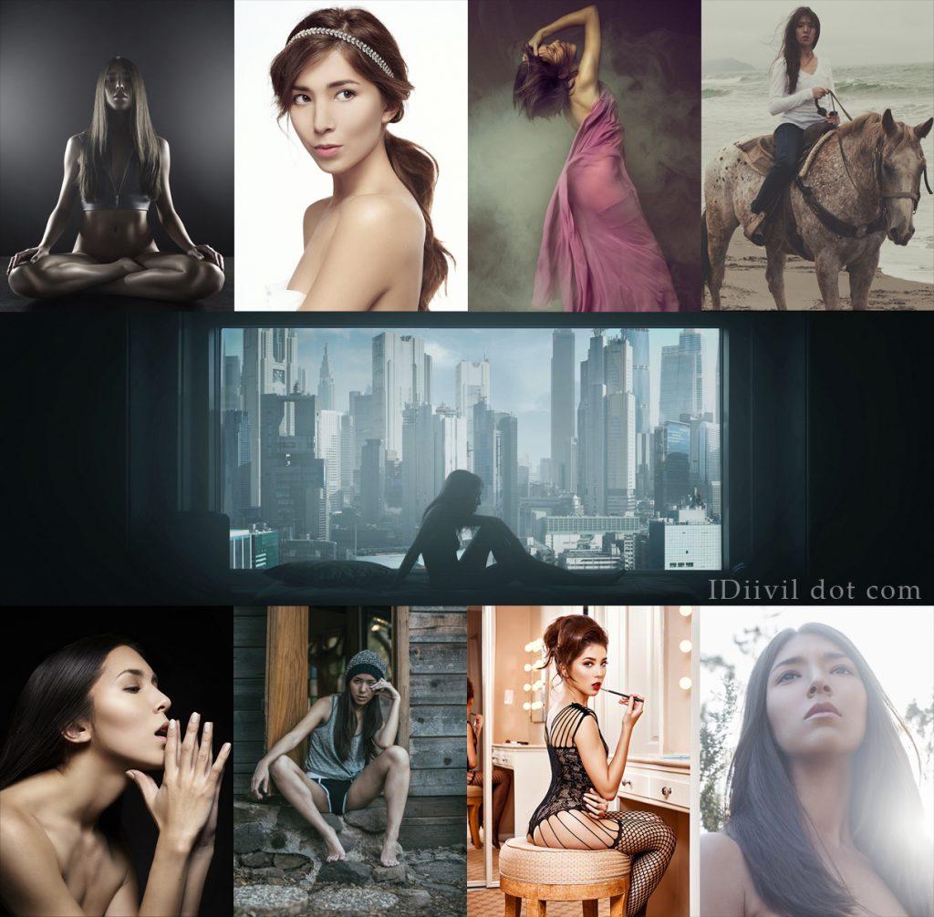 Idiivil collagee